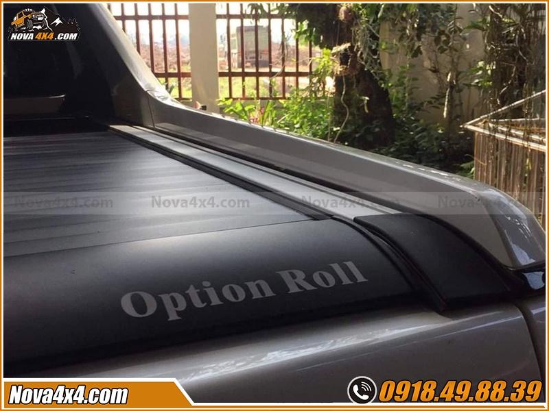 Nơi bán nắp thùng cuộn Option Roll Xe bán tải giá tốt tại Sài Gòn
