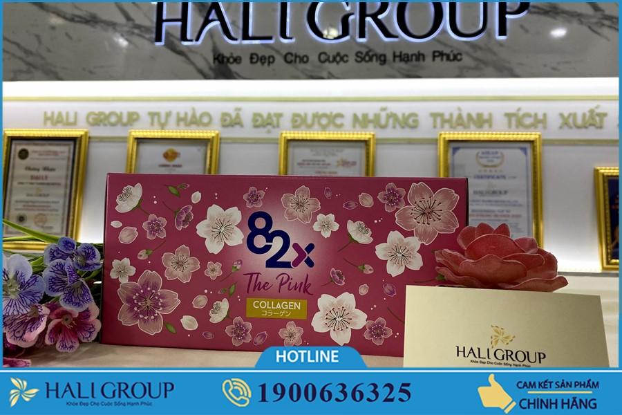 Một số câu hỏi thường gặp khi dùng nước uống 82X Collagen The Pink của Nhật