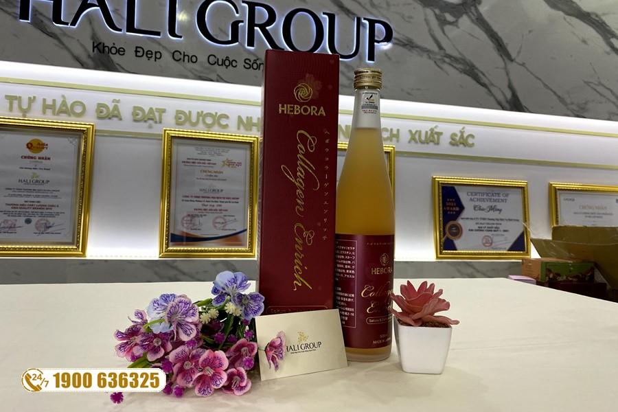 Review về Nước Uống Hebora Collagen của người tiêu dùng sau một thời gian dùng sản phẩm